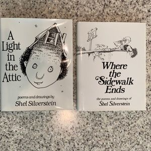 2 Hardback kids books